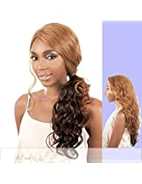 Ldp Pure (Motown Tress) Heat Resistant Fiber Lace Front Wig In F1 B 30