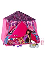 Barbie Sisters Safari Doll and Tent Playset - Pack of 1, 3M+
