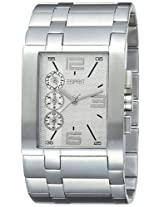 Esprit Chronograph Silver Dial Men's Watch - ES103891001