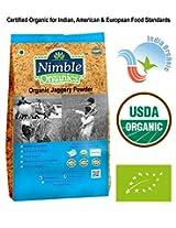 Nimble Organics Jaggery Powder 1 Kg