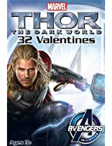 Paper Magic Showcase Thor 2 Valentine Exchange Cards (32 Count)