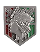 Takaratomy Attack On Titan Survey Corps Part 2 Wall Rose Magnet Figure Toy