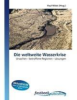 Die weltweite Wasserkrise: Ursachen - betroffene Regionen - Lösungen
