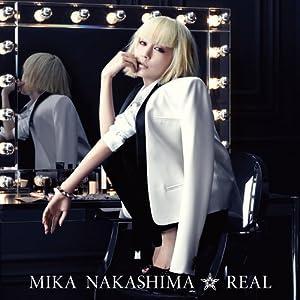 中島美嘉/REAL(通常盤) CD