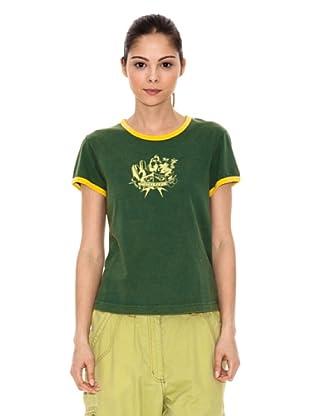 Iguana T-Shirt Axe (Grün)