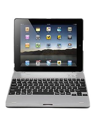 Unotec Teclado MacBook para ipad2/3/4, incluye batería emergencia interna
