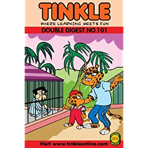 Tinkle Double Digest No. 101