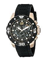Caterpillar Analogue Multi-Colour Dial Men's Wristwatch PT.193.21.129