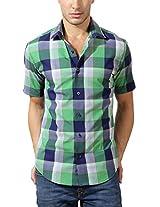 Peter England Light Summer Cotton Shirt
