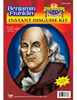 Forum Benjamin Franklin Instant Disguise Kit