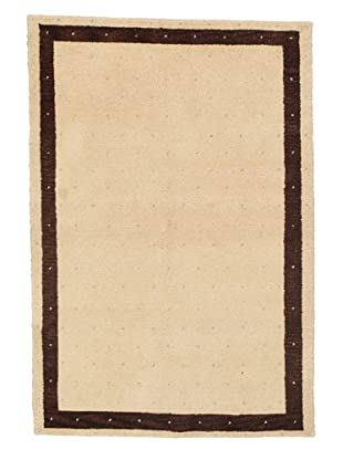 Rug Republic One Of A Kind Hand Knotted Indian Wool Rug, Multi, 3' 9