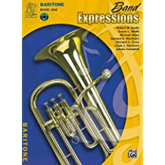 Band Expressions Baritone Book One