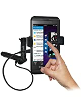 Amzer 95685 Lighter Socket Phone Mount with Charging and Case System for BlackBerry Z10