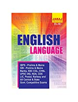 English Language for IBPS, SBI, SSC, RBI and All Other Competitive Exams