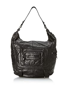 Rebecca Minkoff Women's Swoon Multi-Pocket Tote, Black