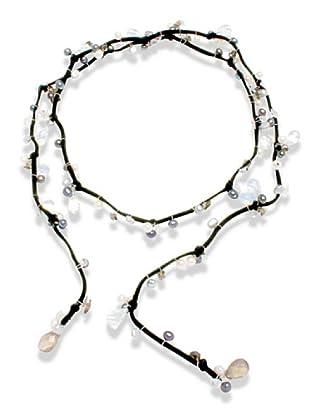 Nova Pearls Copenhagen Collana Perle Acqua Dolce 4 - 6 mm