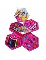 Big Homes Colors Box Color Pencil ,Crayons , Water Color, Sketch Pens Set Of 46 Pieces