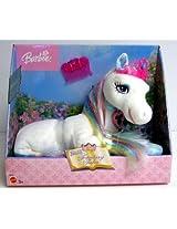 Barbie Fantasy Tales Melodia Pony Plush