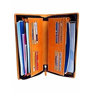 Multiple Cheque Book Holder-PuTan