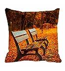 Me Sleep Autumn Chairs 3D Cushion Cover
