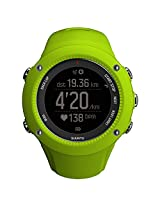 SUUNTO AMBIT3 RUN LIME-Altimeter Digital LIME Dial Unisex Watch-SS021260000