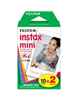 Fujifilm Instax Mini Instant Color Film