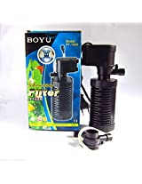 Boyu PF-1000 Submersible 3 in 1 Aquarium Internal Filter