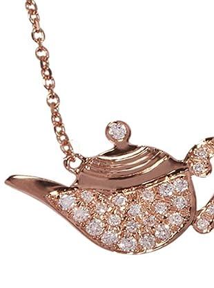 Bao Bao Wan Halskette 18 Karat (750) Rotgold
