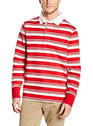 Timberland Polo Tfo Ls Stripe Rugby