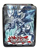 Yugioh 2013 Wave 1 CT10 Collector Tin Tidal, Dragon Ruler of Waterfalls Sealed