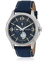 Ap4000-15L Blue/Blue Analog Watch