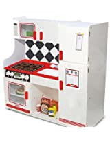Deluxe Kitchen Play Center Limited Edition By Melissa and Doug