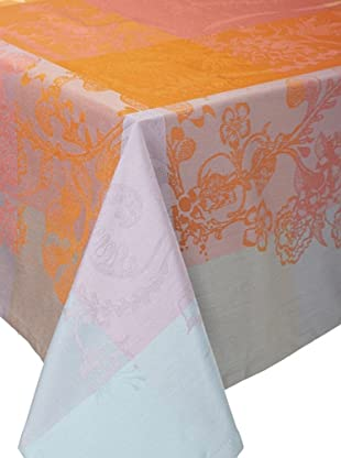 Garnier-Thiebaut Jardin Extraordinaire Tablecloth (Sunset)