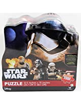 Star Wars: The Force Awakens 1000 Piece Puzzle, Collector Tin