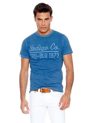 Pepe Jeans T-Shirt Macrin (Blau)