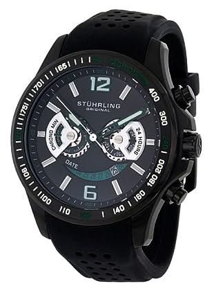 STÜRLING ORIGINAL 274.335671 - Reloj de Caballero movimiento de cuarzo con correa de silicona