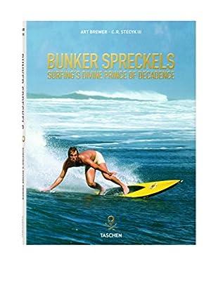 Bunker Spreckels Hardcover Coffee Table Book