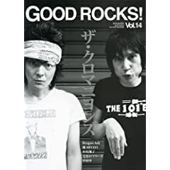 GOOD ROCKS!�i�O�b�h�E���b�N�X�j Vol.14