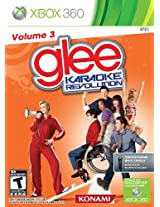 Karaoke Revolution Glee - Vol. 3 Bundle (Xbox 360)