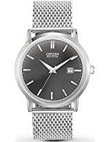 Citizen Eco-Drive Mesh Mens Watch Bm7190-56H