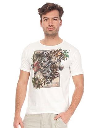 Springfield Camiseta (Blanco)