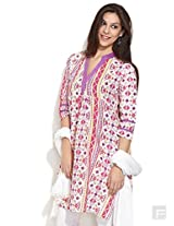 Gung-ho For Geometric Prints Kurta