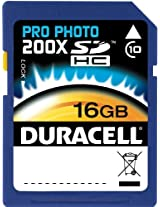 Dane-Elec Duracell High Speed 16 GB Class 10 Secure Digital Card DU-SD1016G-C