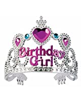 Birthday Girl Silver Tiara