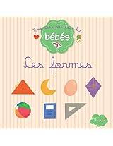Les formes (Premiers pas pour les bébés)