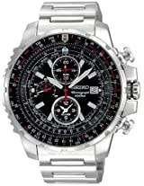 Seiko Chronograph SNAF05P1 Men's Watch