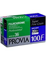 Fujifilm Fujichrome Provia RDP III 100F Color Slide Film ISO 100, 35mm Size, 36 Exposure, RDP-36, 20 Pack, Transparency U.S.A.