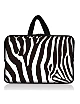 "Zebra 6"" 7"" 7.85"" inch tablet Case Sleeve Carrying Bag Cover with handle for Apple iPad mini/Samsung GALAXY Tab P3100 P6200/Kindle Paperwhite/Kindle Touch/Kindle fire/Kindle fire HD 7 inch/Acer Iconia A100/Google Nexus 7/Noble NOOK Color"