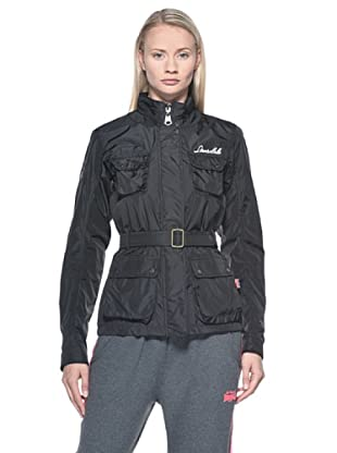 Lonsdale  Ladies giacca (Nero)