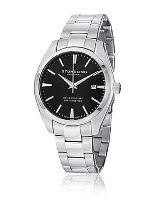 Stuhrling Original Uhr mit schweizer Quarzuhrwerk Man 414.33111 silberfarben one size